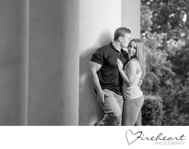 Sam Houston State engagement pictures