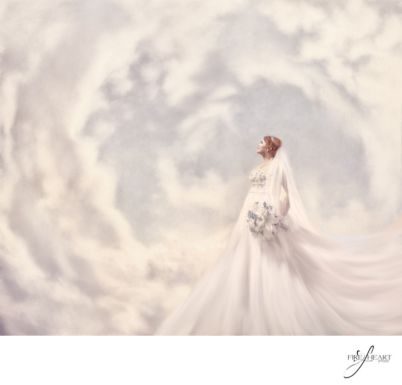 Bridal Portrait artist
