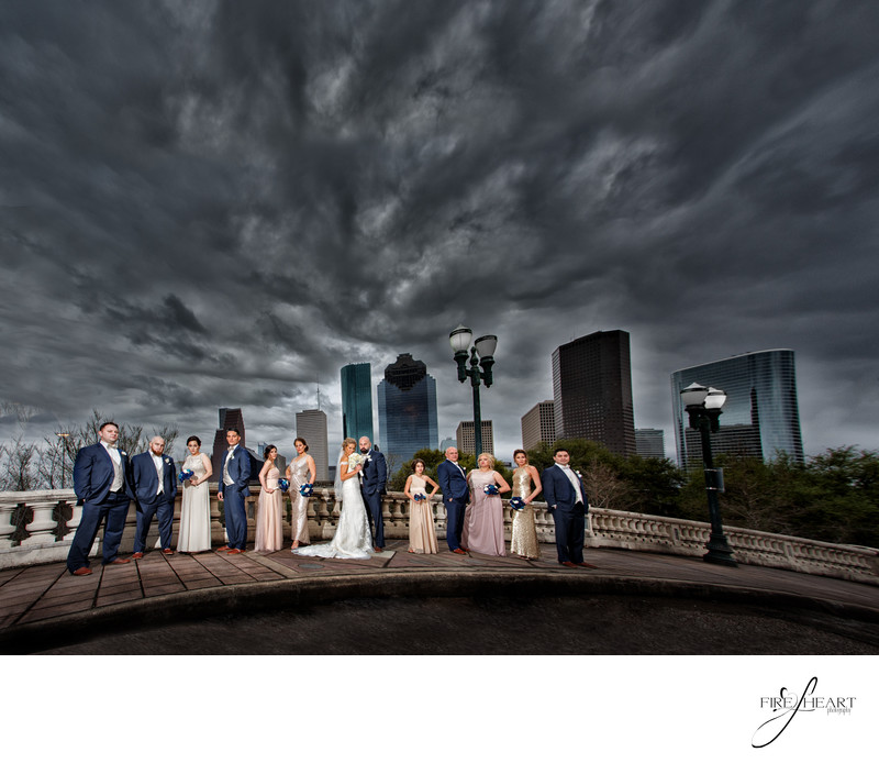 Minutemaid Park Wedding Photographer