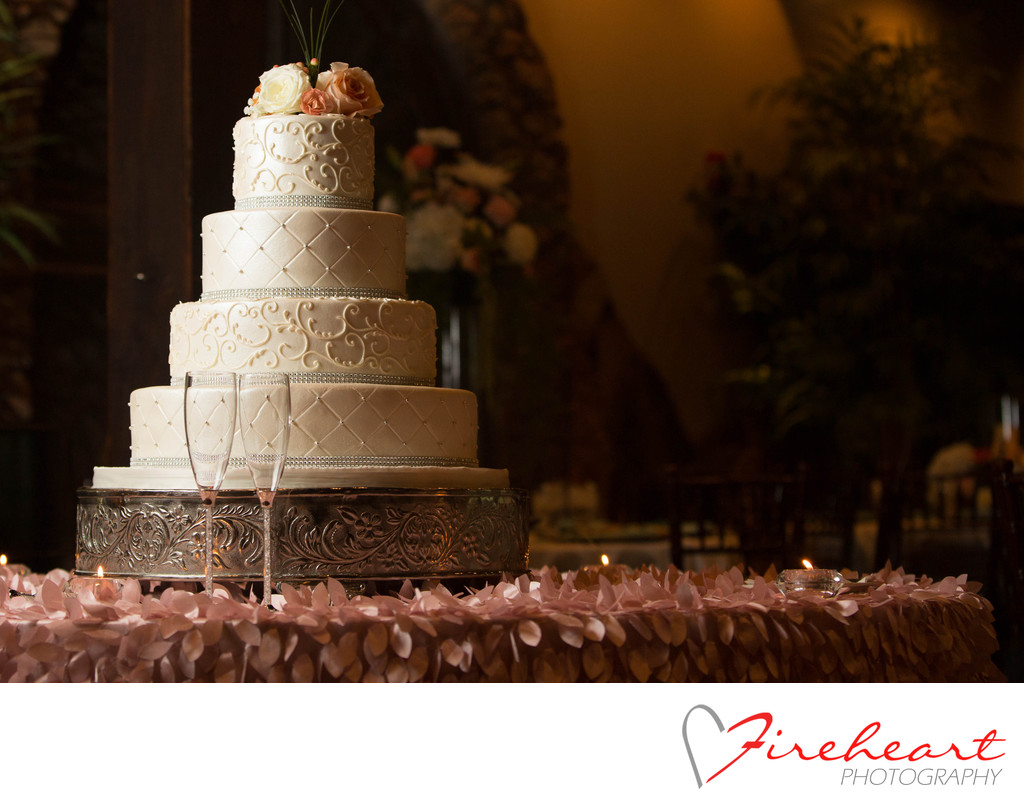 Houston Best Wedding Photographers - cakes by jesse