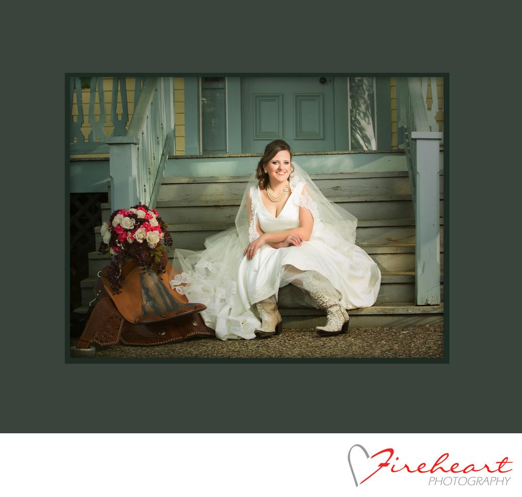 Houston Wedding Photographers: Custom Bridal Portraits By Houston Wedding Photographers