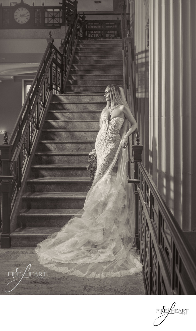 Houston Wedding photographers say yes to the dress