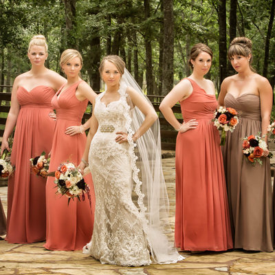 Agave Road Wedding Photographer - bridal party