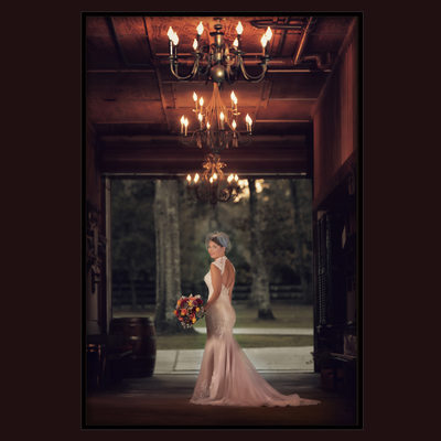 Rustic Rose Wedding Photographers -