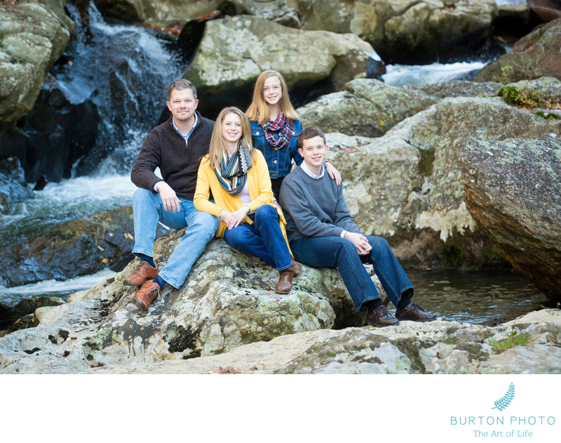 Family Portrait Session Banner Elk