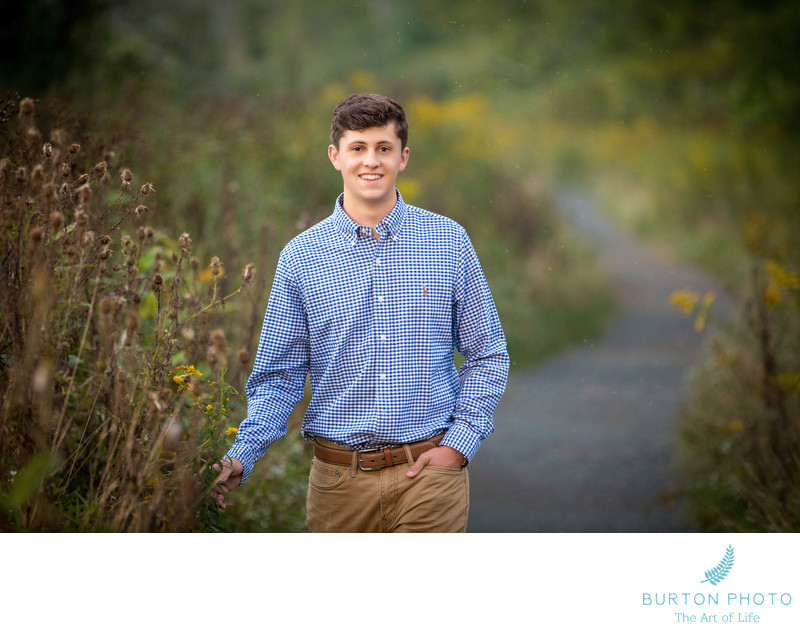 Boone Senior Portrait Photographers Jake