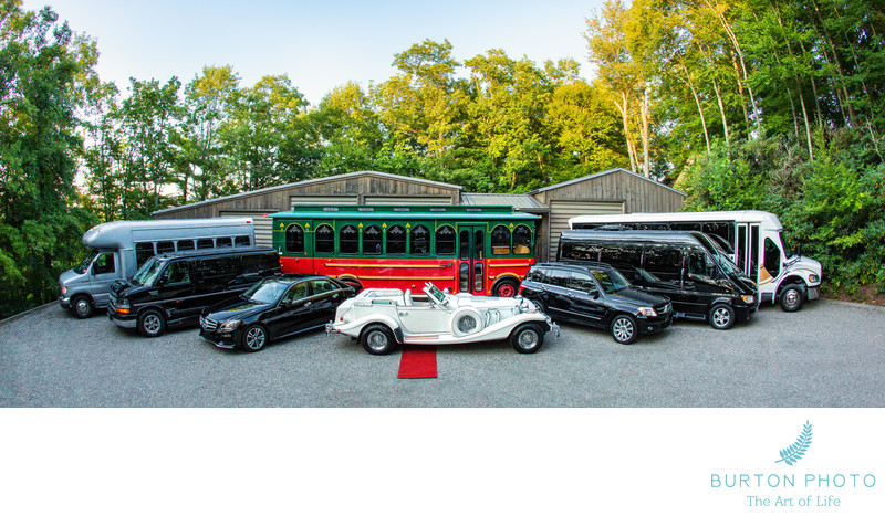 Boone Commercial Photography Transportation