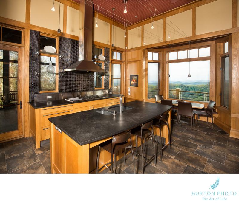 Boone Architectural Interior Photographers Kitchen