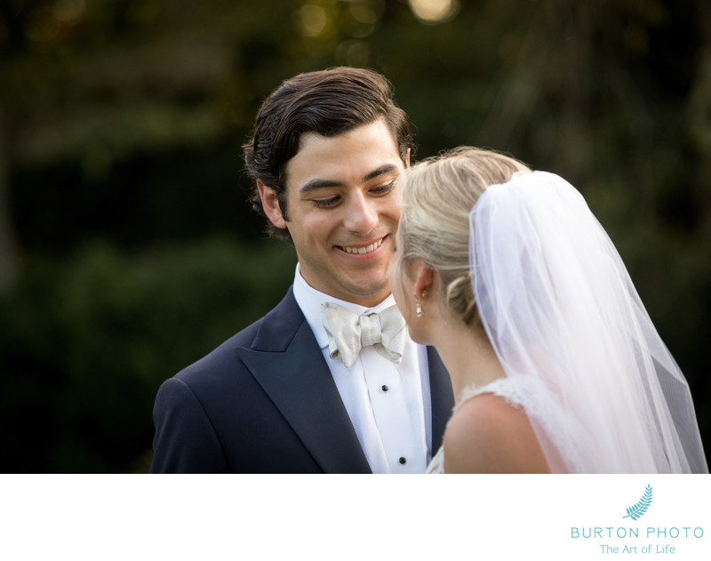 Winston-Salem Wedding Photographer Reynolda Gardens