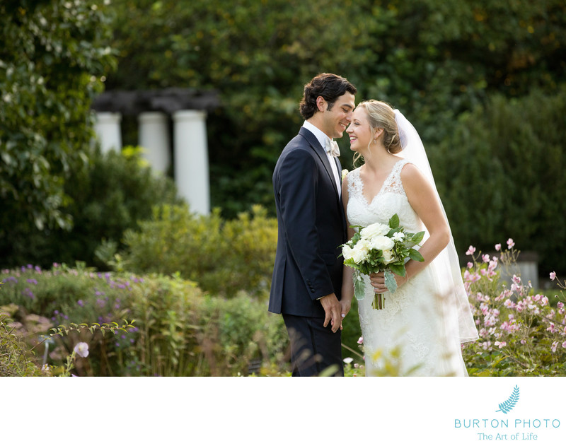 Reynolda Gardens Wedding Photographer