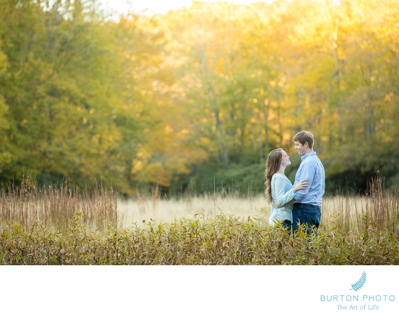 Blowing Rock Engagement Photos Price Park