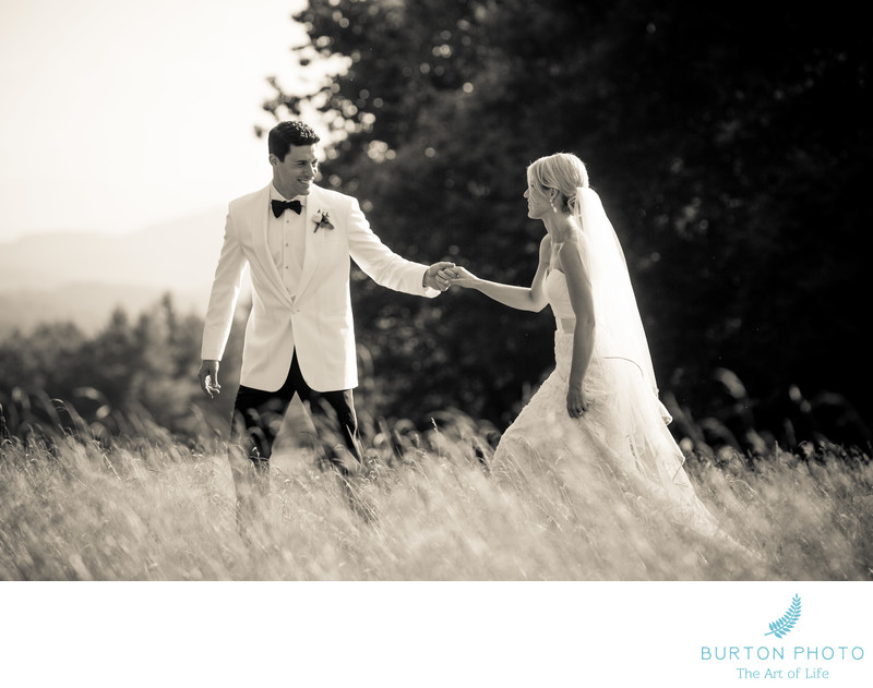 Wedding Photography for Linville Ridge