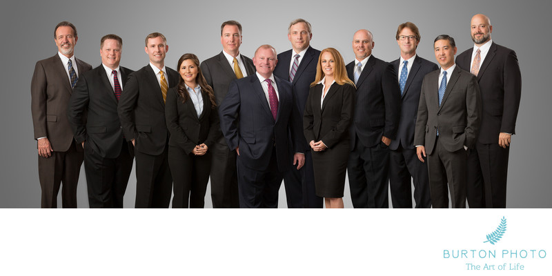 Winston-Salem Commercial Portrait Attorney Group