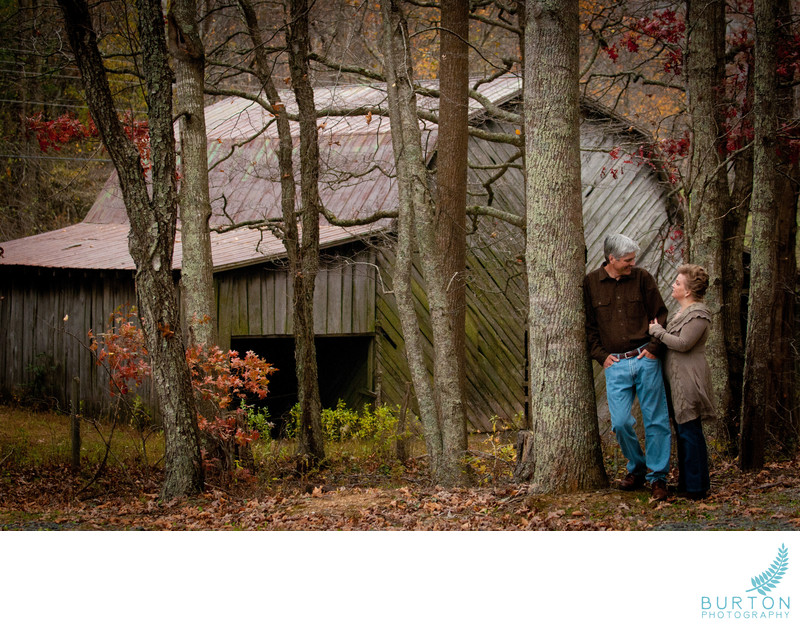 Family Portraits Blowing Rock Empty Nesters