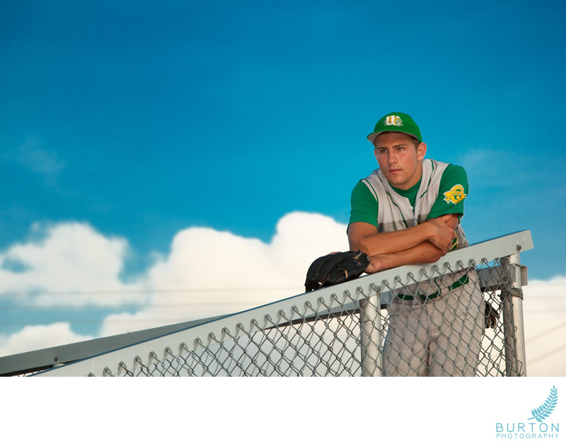 Senior Photographers Winston-Salem Baseball