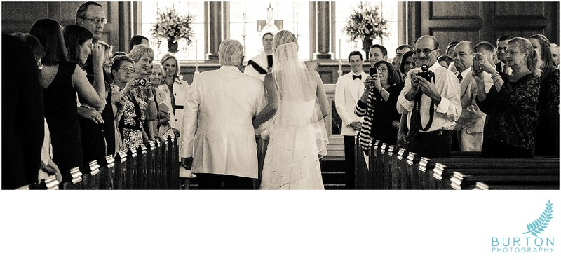 Wedding Day Timeline - Ceremony