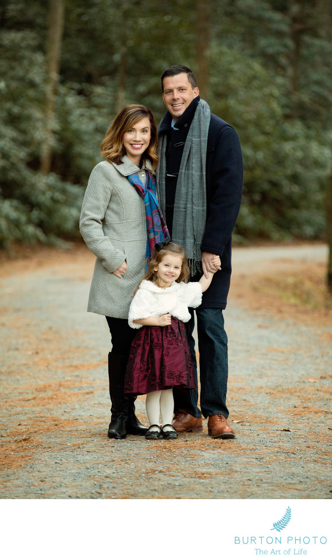 Winston-Salem Family Portrait Photographer