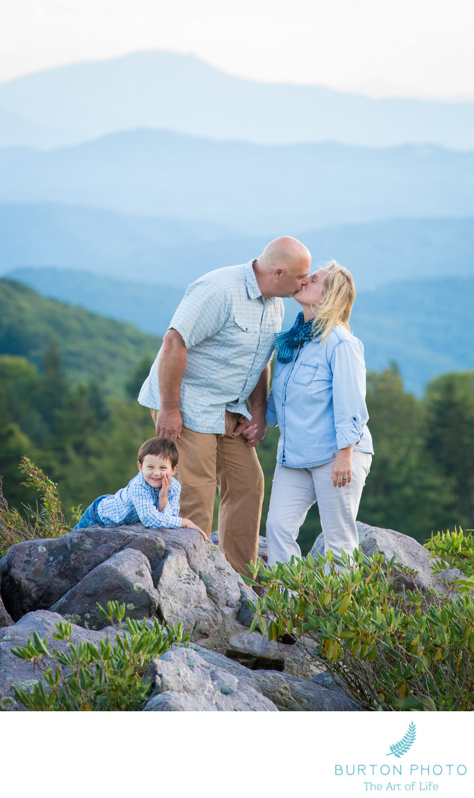 Family Photographer Blue Ridge Mountains