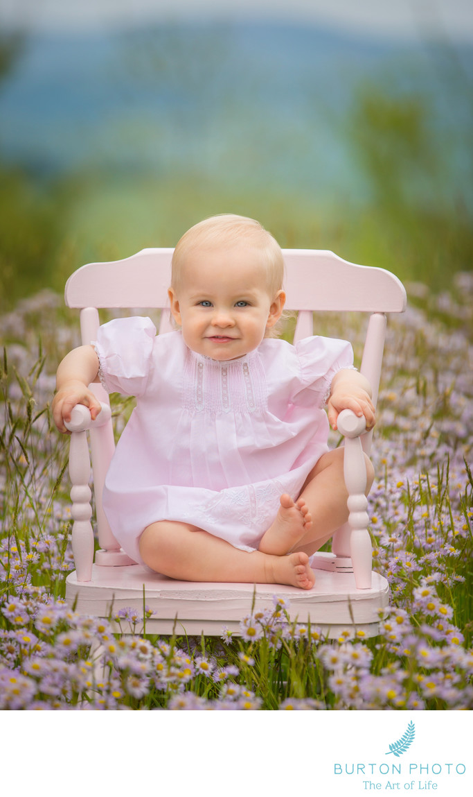 Best Baby Portrait Photographer Boone