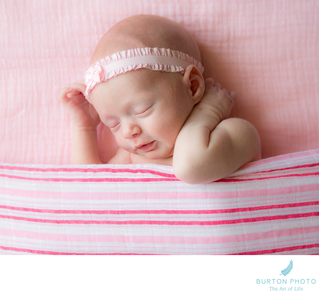 Top Newborn Portrait Photographer Boone
