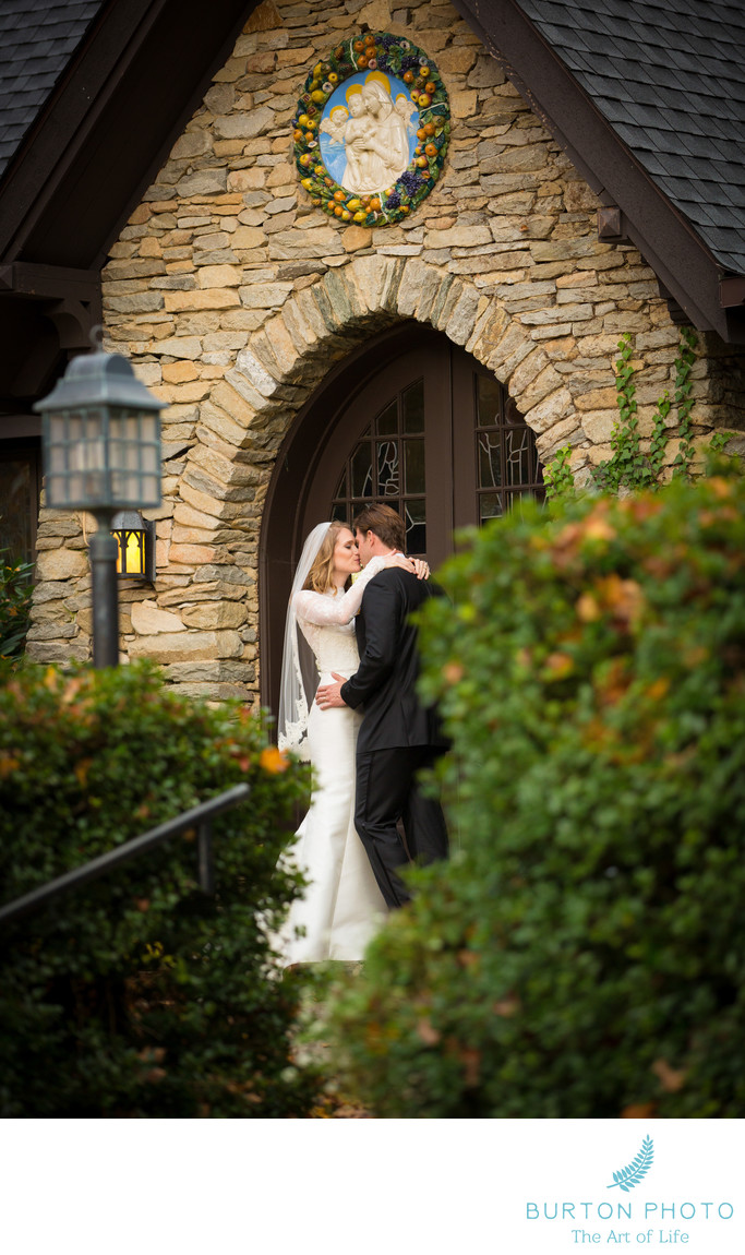 St. Mary's Episcopal Church Wedding Photographer