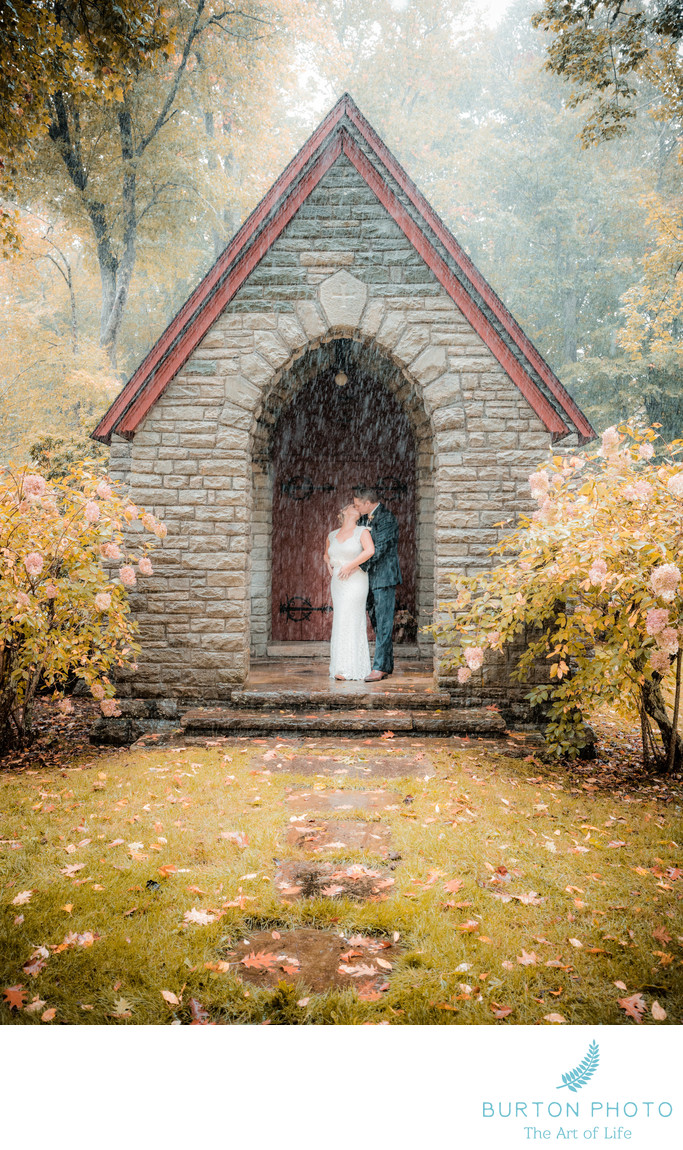 Linville Wedding Photographers Stone Chapel