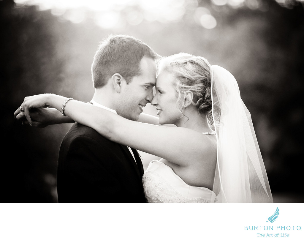Wedding Photography at Banner Elk Presbyterian Couple