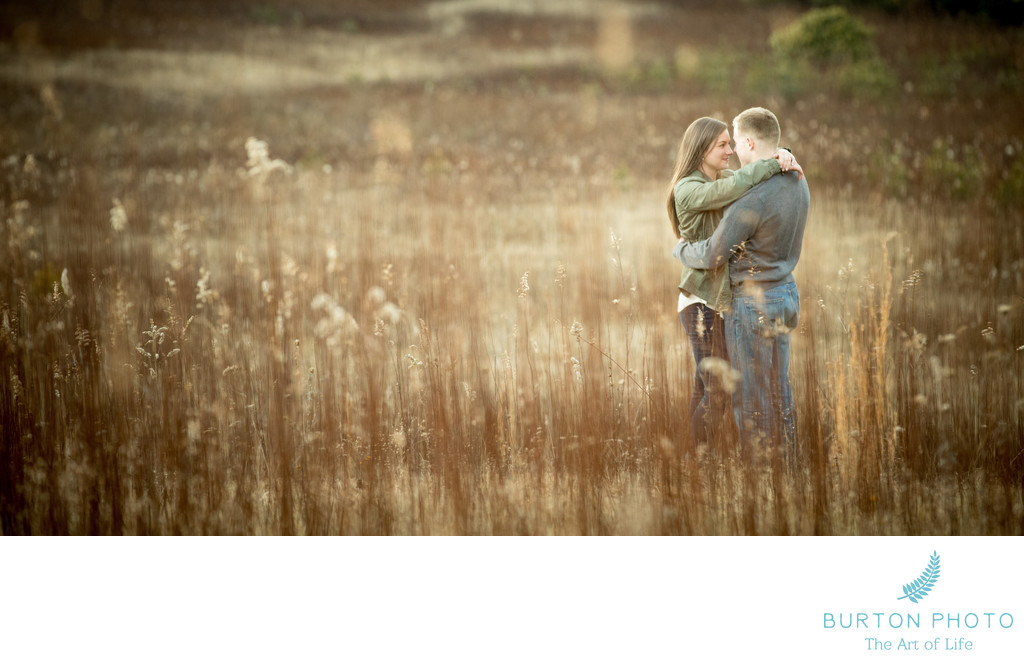 Blue Ridge Parkway Engagements Thunder Hill