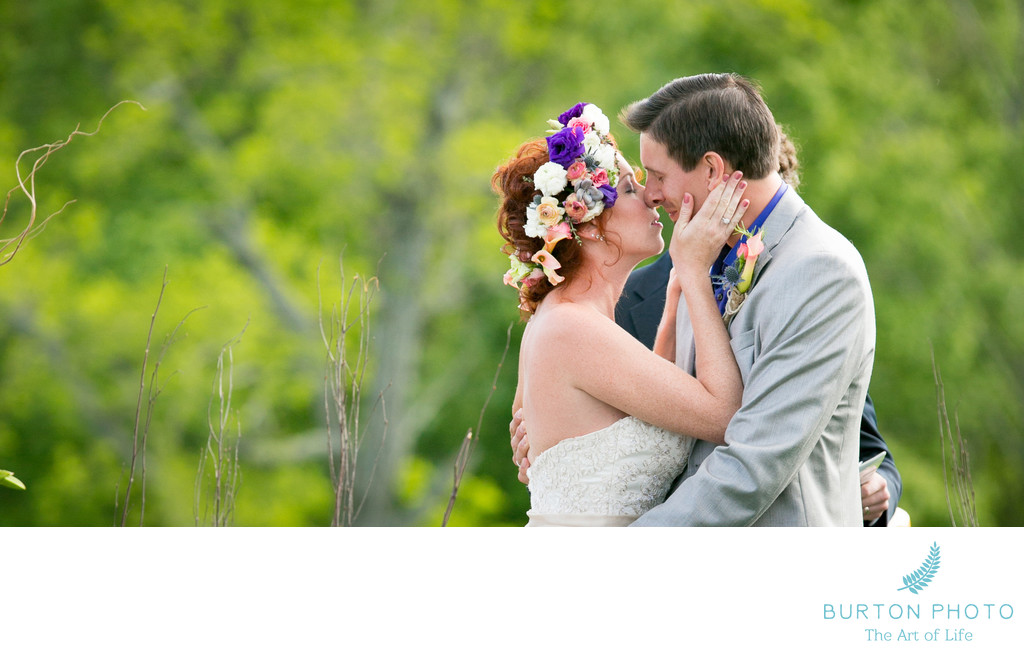Wedding Photography for Blue Ridge Parkway