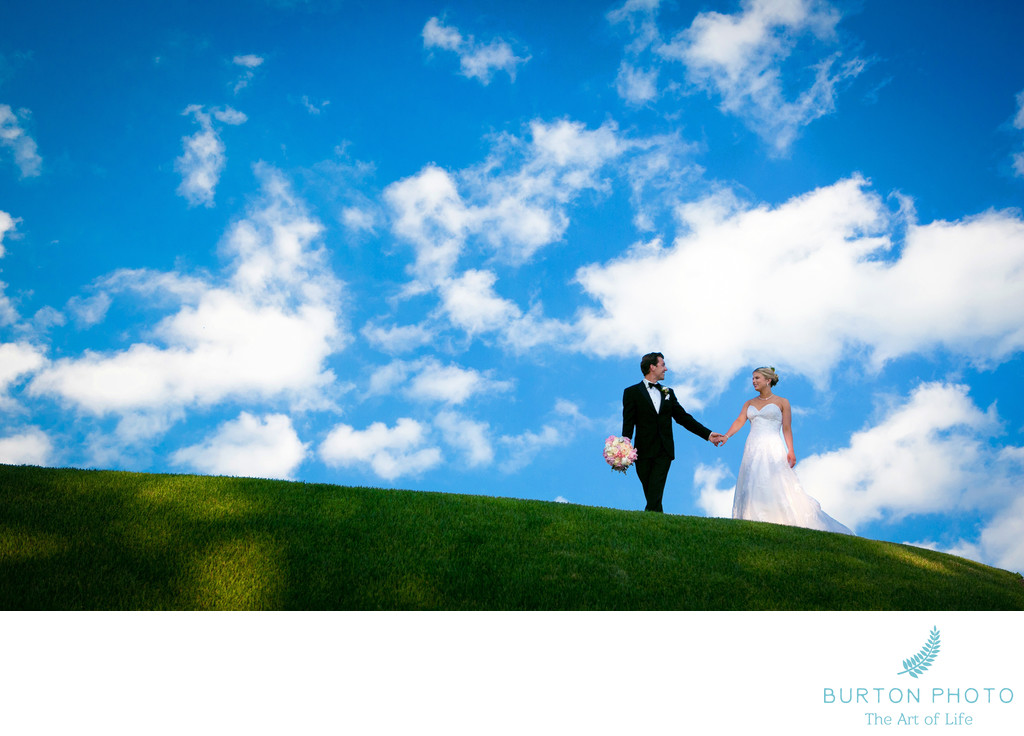 Wedding Photos Blowing Rock Country Club Bride Groom
