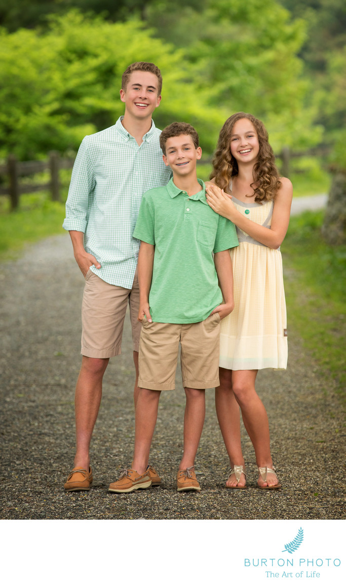 Best Children Portraits Blowing Rock Moses Cone Estate