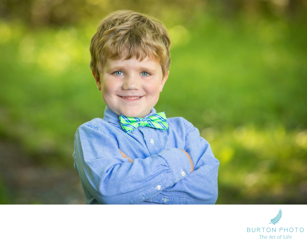 Blowing Rock Portraits of Children