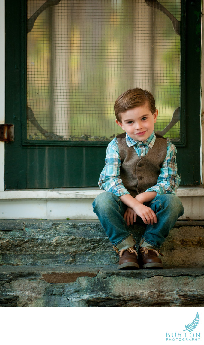 Blowing Rock Top Portrait Photographers for Children