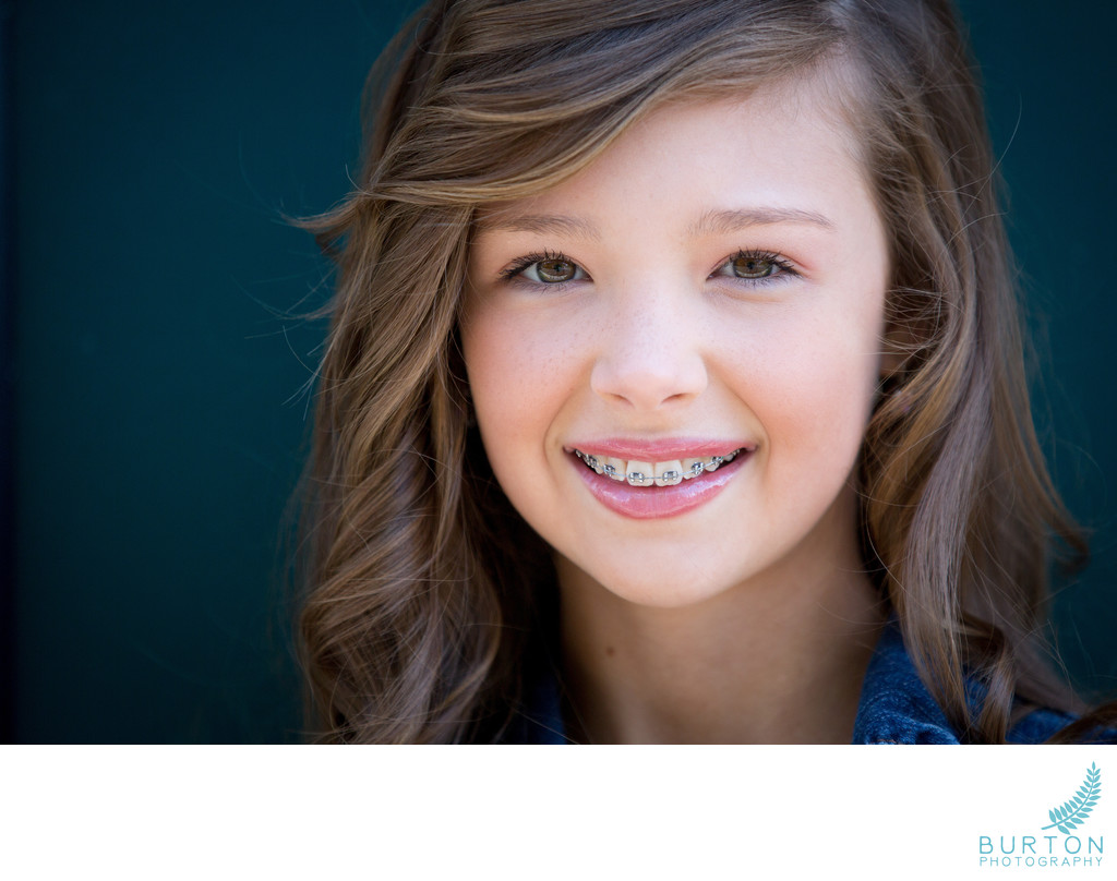 Boone Commercial Head Shot Child Actor