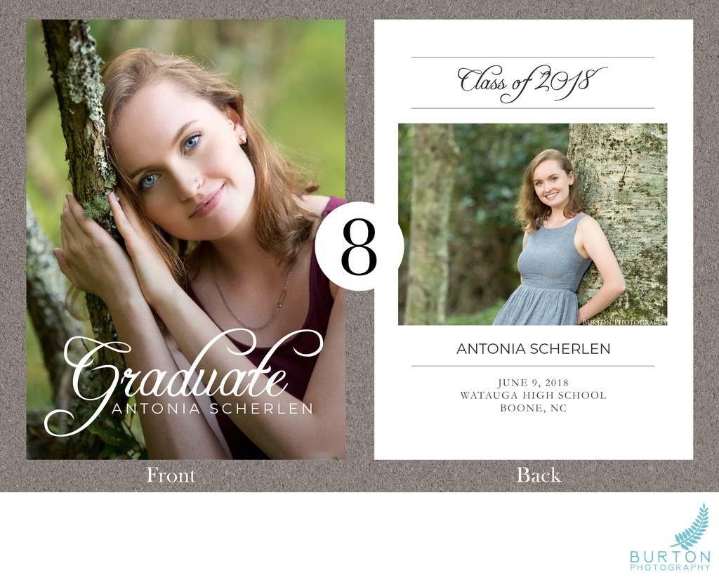 Graduation Card Sample 8