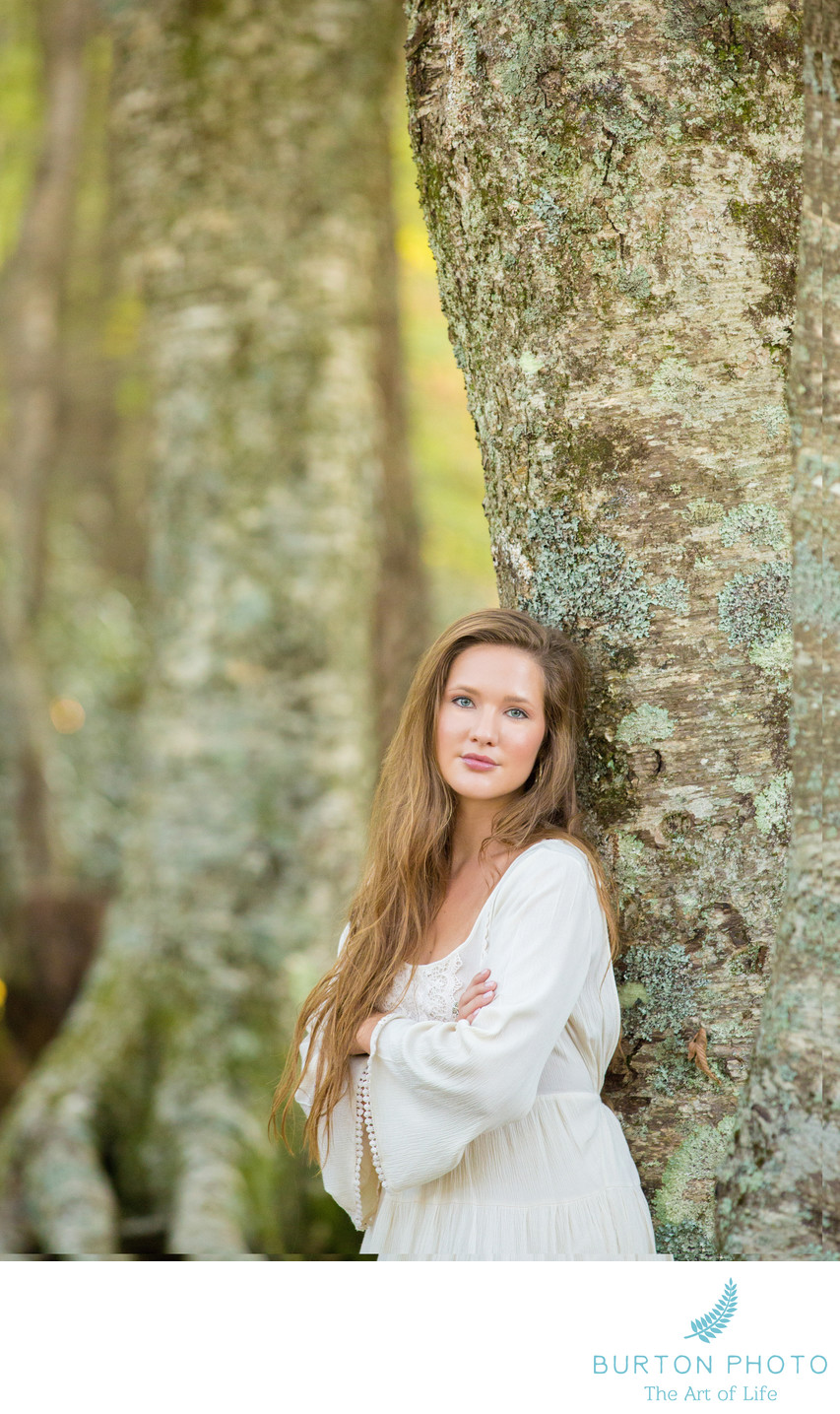 Boone Senior Portrait Photographers Madalyn