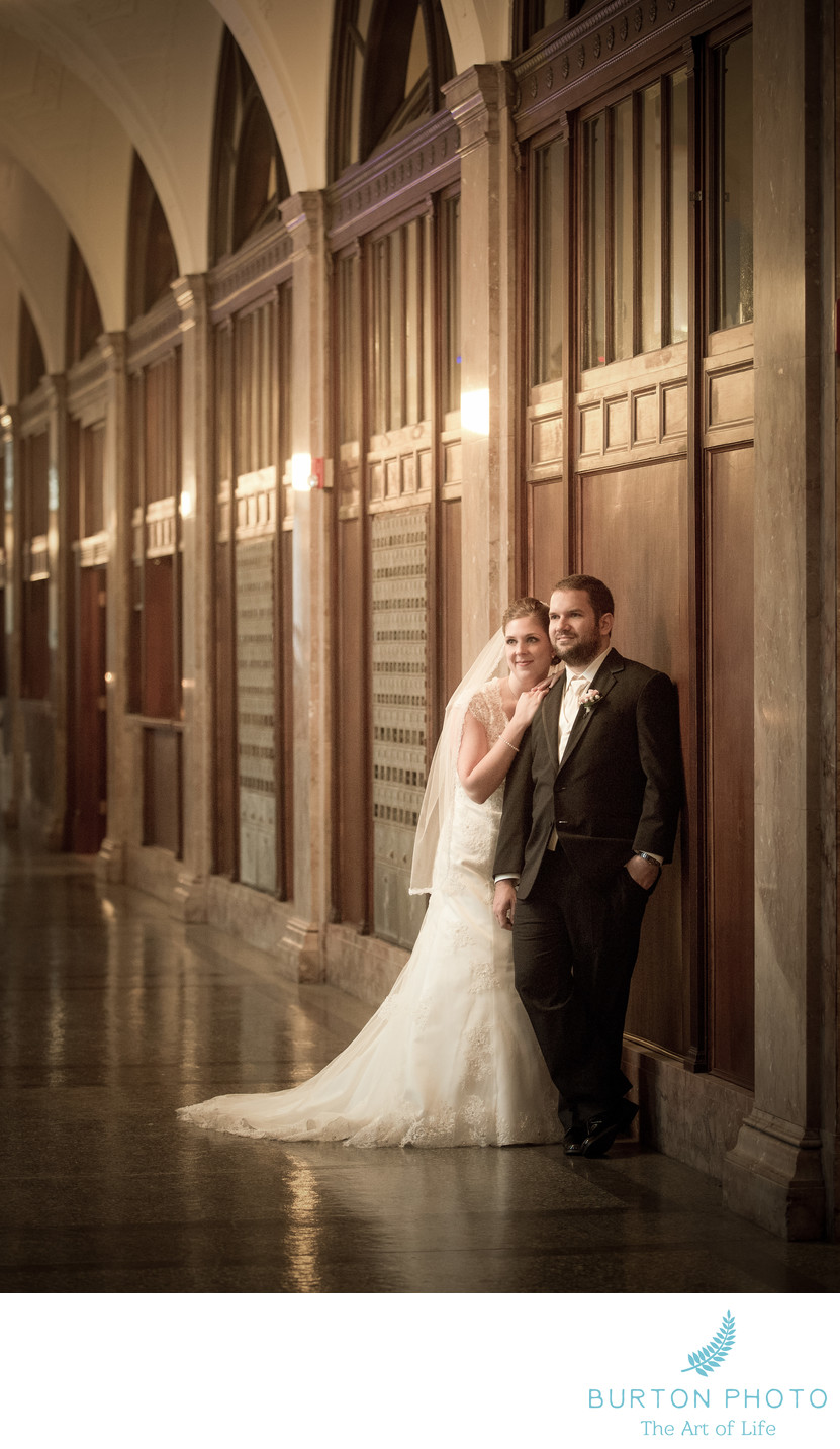 Winston-Salem Wedding Photographer Millenium Center