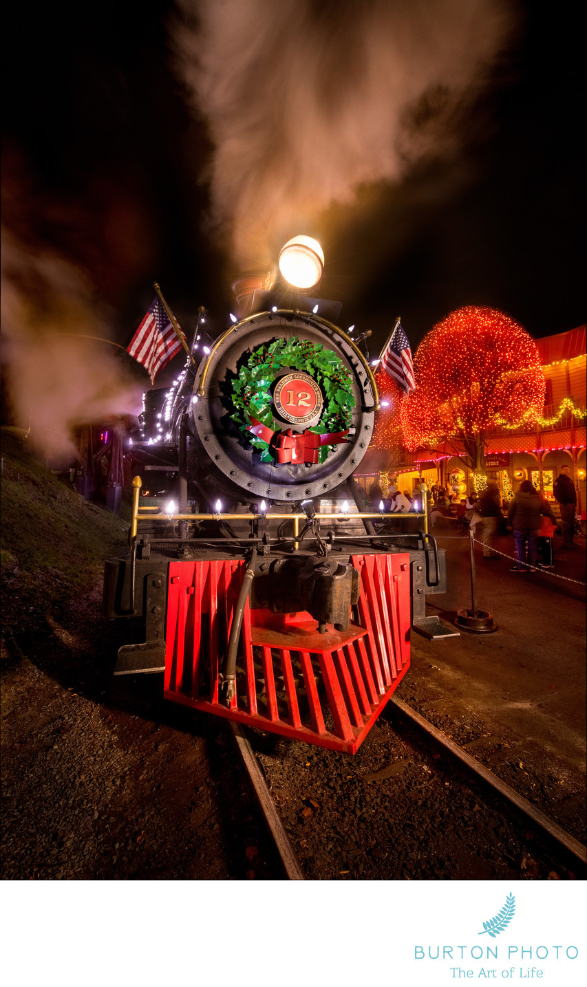 Boone Commercial Photographer Tweetsie Railroad