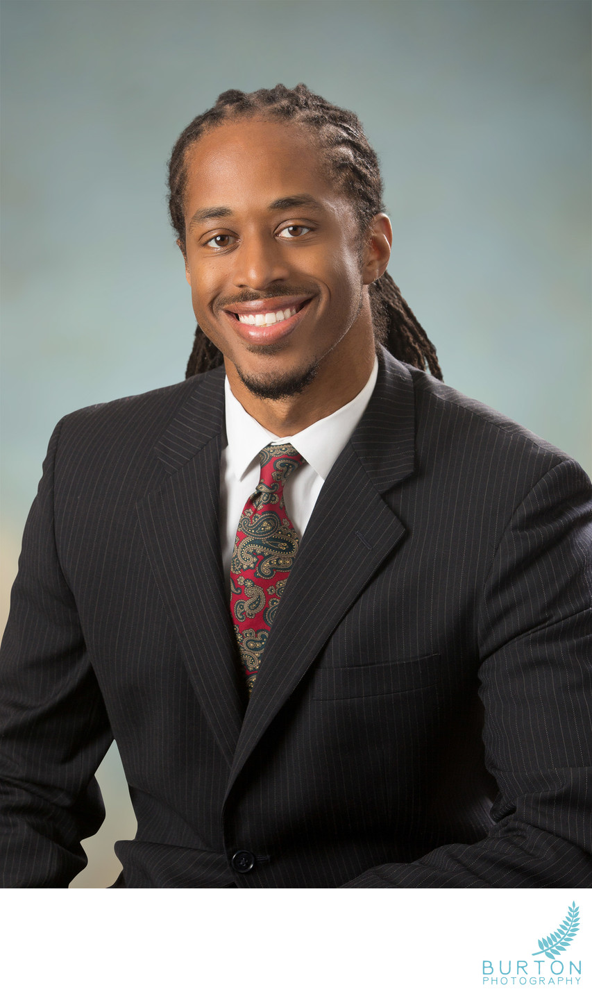 Boone Commercial Head Shot Attorney