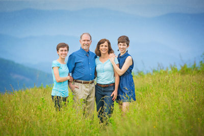 Blowing Rock Family Portraits Moses Cone Estate