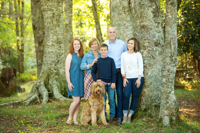 Blowing Rock Family Portrait Price Park