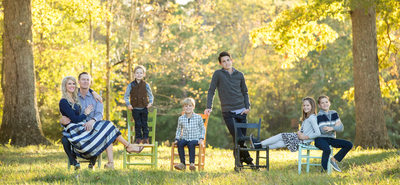 Winston-Salem Family Portrait Photographers