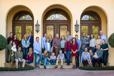 Multi-Generation Family Portrait, Windermere, FL