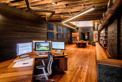 Boone Architectural Photographer Interior of Office