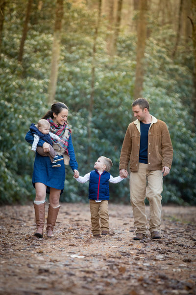 Blowing Rock Family Photographer Bass Lake
