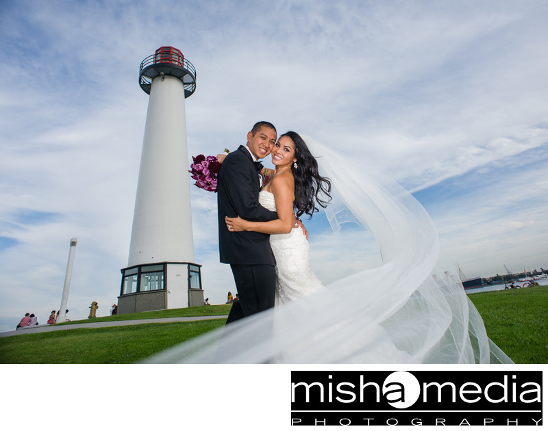 best wedding photos at long beach