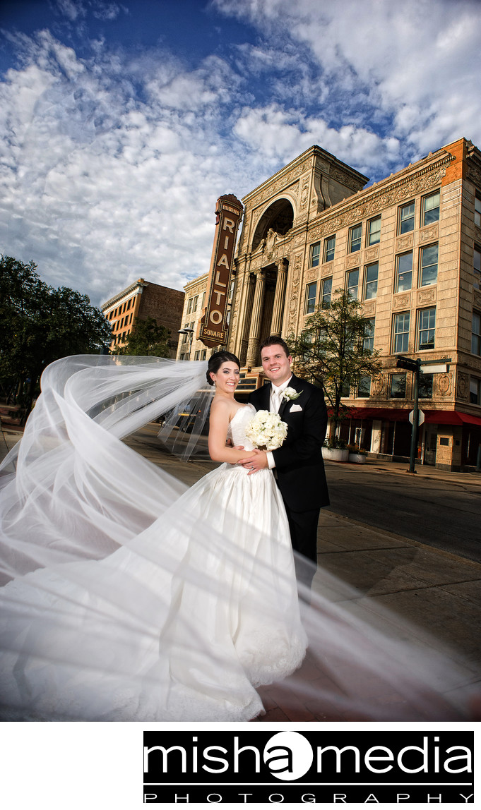 Rialto Theater Wedding