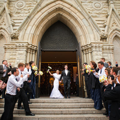 Weddings at Holy Name Cathedral