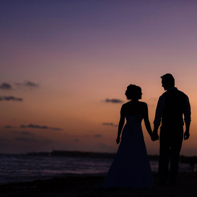 Azul Sensatori Cancun Wedding Photographer