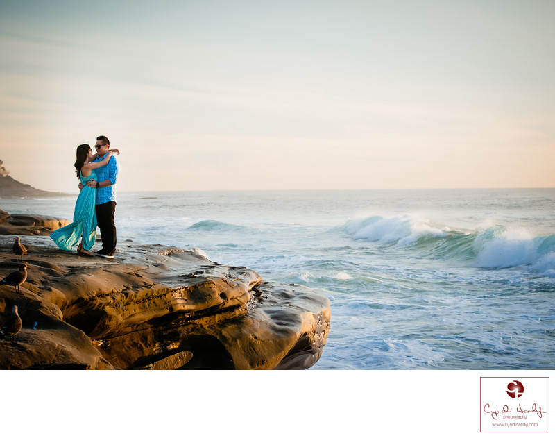 Photographer La Jolla Wedding and Engagement